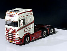 "SCANIA S HIGHLINE CS20H 6x2,TAG AXLE,""HENRIK CARLSEN"" WSI TRUCK MODELS,01-2948"