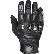 Richa Protect Summer Mens Motorbike Motorcycle Glove | Black