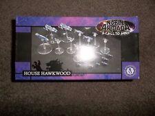 Mongoose Publishing Noble Armada A Call to Arms House Hawkwood Fleet Set