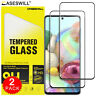 For Samsung Galaxy A71 5G UW Full Coverage Tempered Glass Film Screen Protector