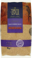 Tate Lyle Demerara Pure Unrefined Sugar  3kg