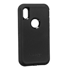 New Otterbox Defender Series Black Case for the Iphone XR (without belt clip)