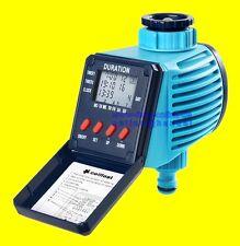 Cellfast Bewässerungscomputer Wasserzeitschatuhr Zeitschaltuhr Wasser