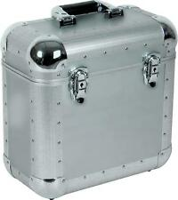 Argent Caisse Flight Case pour records / Valise Cas de transport BATTLE BOOKING