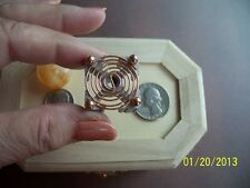 Energy Generator Activator Hot Plate Reiki Crystal Grid  - Orgone Making C