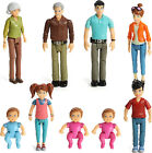 Beverly Hills Doll Collection Sweet Li'l Family Dollhouse People 9 Action Figure For Sale