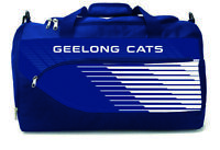 2020 AFL Sports Bag - Geelong Cats - Team Travel School Bags