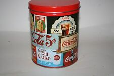 """Coca Cola 700 piece Jigsaw Puzzle in a Can. 12"""" x 34"""" Puzzle is Image on Can New"""