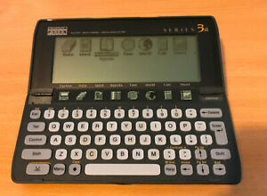 Vintage Psion Series 3a 1993 Personal Digital Assistant Computer Working