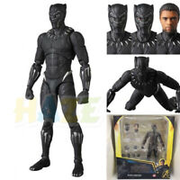 Avengers: Infinity War MAF091 Black Panther Figure Toy 16cm In Box Model Gift