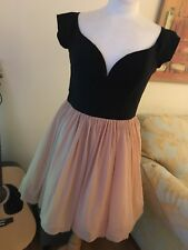 RARE London TOPSHOP Limited Edition Dress L Christmas Party, Party, Glamour