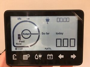 EON SED V3 Smart Power Energy Gas Electricity Meter Monitor Display