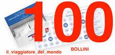 """100 Bollini Punti ESSELUNGA """"COLLEZIONE A LETTO"""" Rivolta Carmignani 2020"""