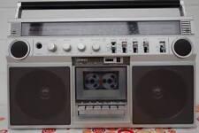 1984er  SANKEI TCR - S 85 EE Stereo Radio Recorder Ghettoblaster Boombox
