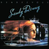 NEW CD Album Sandy Denny - Rendezvous (Mini LP Style Card Case)