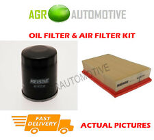 PETROL SERVICE KIT OIL AIR FILTER FOR NISSAN QASHQAI+2 1.6 117 BHP 2010-13