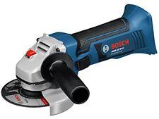 Bosch Batterie-meuleuse D'angle GWS 18 V Li Sds-clic Écrou avec L-boxx / Solo