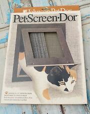 PetSafe Pet Screen Door - Dog and Cat Flap for Screen Door Small Window Storm