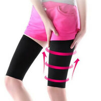Women Compression Slimming Thigh Leg Shaper Sleeve Tennis Fitness Elbow SocksJCA