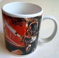 Star Wars Galerie Coffee Mug Lucasfilm Luke Skywalker Darth Vader Light Saber