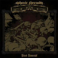 LP 33  Aphonic Threnody – First Funeral  Terror From Hell Records – TFH 32 EU