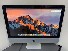 "Apple iMac  21.5"" A1311 Intel Core i5 2.5GHz 8 GB 500GB HD GRADE C CHIPPED GLASS"