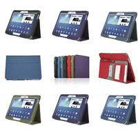 """Samsung Galaxy Tab 3 10.1"""" GT-P5210 Premium Book Tablet Flip Case Cover Stand"""