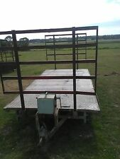 Flatbed Agriculture & Farming Trailers
