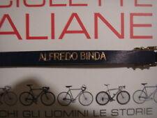 Rare NOS 1970s Alfredo Binda -Bianchi Dino Italian-Cinelli  leather toe straps-