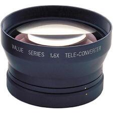 Century Optics 1.6x Tele Converter f Panasonic AG-DVX100 Camcorder 0VS-16TC-DVX