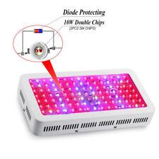1200W Plus LED grow light kits Full Spectrum lights lamp for plants Vegs Flower