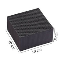 For Aquarium and Fish Tank Water Purifing Cube Activated Carbon Charcoal Filter