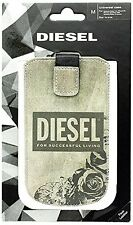 DIESEL WHISPER ROSES Universel Medium POCHETTE ETUI POUR IPHONE,samsung etc