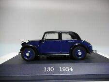 Mercedes-Benz W23 130 1934 Mercedes DeAgostini IXO 1:43