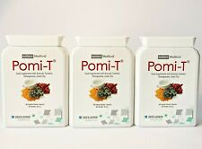 Pomi-T Polyphenol food supplement  x 3 boxes (  = 180 capsules)