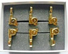Schaller M6 135 Locking 3l3r Gold