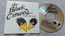 "THE BLACK CROWES – ""KICKING MY HEART AROUND""PROMO CD SINGLE"