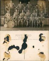 Orchester Schutztruppe Deutsch DSWA Afrika Namibia Kolonie DSWA 1913 Privatfoto