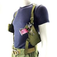 Pistols Holster For Paintball Shooting Adjustable Armpit War Games Nylon Gifts