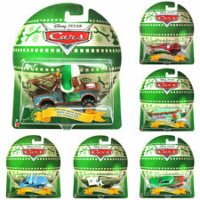 Disney Pixar Cars Christmas Holiday 1:55 Scale Die-cast Vehicles (Pick a style)