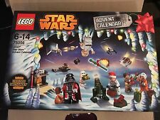 LEGO 75056 Star Wars Advent Calendar 2014 w/ EXCLUSIVE Darth Vader Minifigure