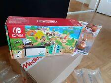 Nuevo Sellado Nintendo Switch Animal Crossing New Horizons-Edition Limitada