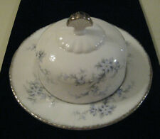 Brides Choice Paragon China, Round Covered Butter Dish