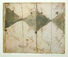 More details for anton heyboer mounted vintage repro print 16 x 12