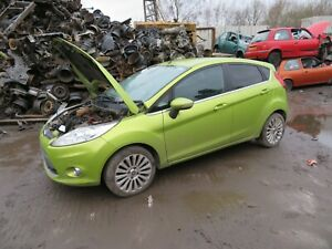 Ford Fiesta MK7 Squeeze Green petrol****  breaking****   drivers window switches