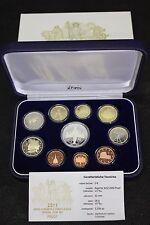 ITALIA 2011 SET COMPLETO EURO FS in COFANETTO UFFICIALE 10 MONETE 150° UNITA'