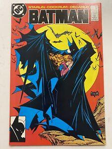 BATMAN #423 (DC Comics; 1988) Classic Todd McFarlane Cover! 1st Print High Grade