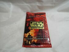 Star Wars Ccg Todesstern II Versiegelt Booster Pack 11 Karten