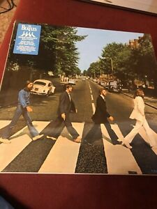 THE BEATLES - ABBEY ROAD-50TH ANNIVERSARY (LIMITED 3LP BOX)  3 VINYL LP NEU