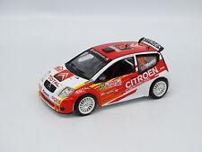 IXO SB 1/43 - Citroen C2 S1600 Rallye Monte Carlo 2005 Nº35